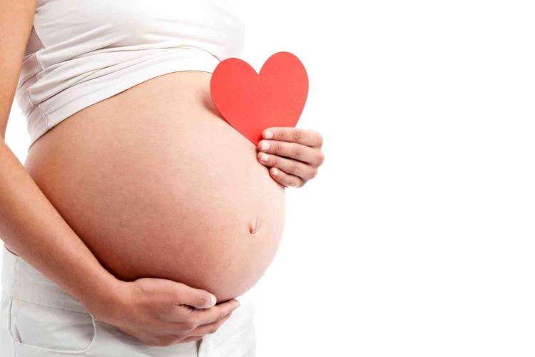 到香港验男女,宝妈怀孕了